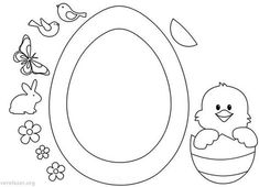 Arts And Crafts Storage Product Easter Projects, Easter Crafts For Kids, Arts And Crafts Storage, Diy And Crafts, Japan Crafts, Easter Colouring, Easter Activities, Easter Holidays, Diy Easter Decorations