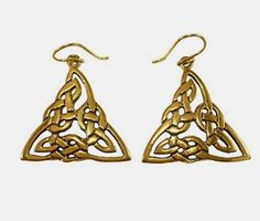 NEW! Designer Bronze Filigree Celtic Triquetra Trinity Knot Triangle Drop Dangle Earrings https://www.bronze-jewelry.com/product/bronze-filigree-celtic-triquetra-trinity-knot-triangle-drop-dangle-earrings/