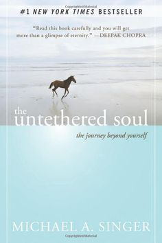 Oprah has featured several unfamiliar authors to me on Super Soul Sunday. Michael Singer was one of them. Can't wait to read his book!