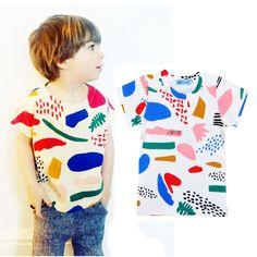 ff0dcb39e1 US $4.17  Aliexpress.com : Buy children boys t shirts summer fashion 2016 baby  girl t shirts graffiti baby boy clothes short sleeve brand t shirt for boys  ...