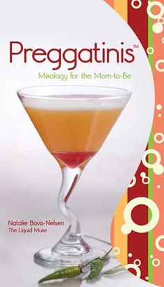 Holiday Gift Idea: Cocktail Book for Pregnant Women (and Designated Drivers): LAist