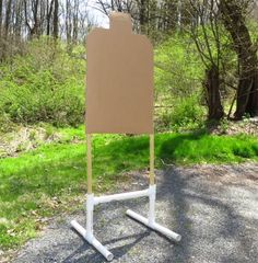 DIY $15 PVC Target Stand | Armory Blog