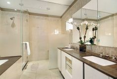 Contemporary Master Bathroom - Found on Zillow Digs