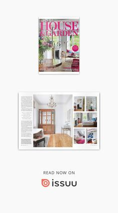 House and Garden Magazine Rack, Gallery Wall, Home And Garden, Colour, Storage, Frame, House, Furniture, Home Decor