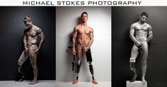 Wounded Veterans Can Be Sexy, Too