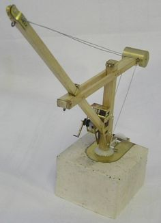 German Railway Dio Element, Coaling Crane 1/35 - FineScale Modeler - Essential magazine for scale model builders, model kit reviews, how-to scale modeling, and scale modeling products