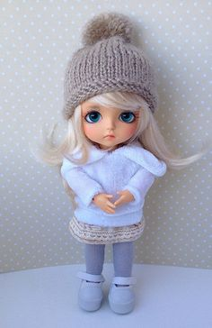 Lati Sophie Tiny Dolls, Blythe Dolls, Barbie Dolls, Cute Little Baby, Little Doll, Kawaii Doll, Kawaii Cute, Pretty Dolls, Beautiful Dolls