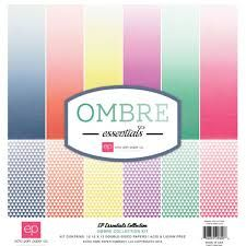 Ombre Collection Kit