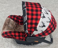 Axis Hide and Red and Black Buffalo Check Infant Car Seat Cover, Boy Black Arrow. Axis Hide and Red and Black Buffalo Check Infant Car Seat Cover, Boy Black Arrows Slipcover, Ivory Maila, Baby Hacks, Baby Tips, After Baby, Pregnant Mom, Baby Needs, Baby Boy Nurseries, Baby Rooms, Baby Sleep