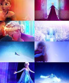 Stills from Frozen//For @Anna Totten Totten Gillis.  SEEEEE. ANNA IS STILL BLOND.