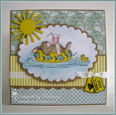 """House-Mouse & Friends Monday Challenge: Mid Way Reminder HMFMC #169 """"SUNNY DAYS*"""