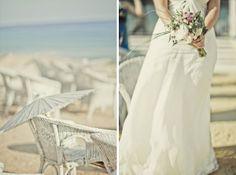 Formentera Beach Wedding and a Cortana Bride