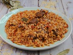 Fried Rice, Main Dishes, Fries, Pasta, Meat, Ethnic Recipes, Food, Gastronomia, Main Course Dishes