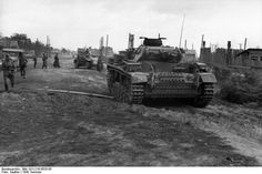 16th September 1942: The Battle for Voronezh continues