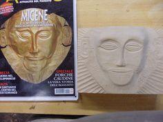 Bassorilievo della Maschera di Agamennone