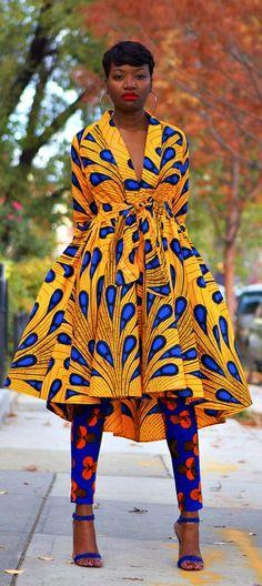 Green Dashiki Jacket/Dress - New! Ankara | Dutch wax | Kente | Kitenge | Dashiki | African print bomber jacket | African fashion | Ankara bomber jacket | African prints | Nigerian style | Ghanaian fashion | Senegal fashion | Kenya fashion | Nigerian fashion | Ankara crop top (affiliate)