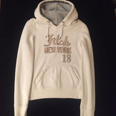 Abercrombie & Fitch Hoodie Worn a few time good condition! Abercrombie & Fitch Tops Sweatshirts & Hoodies