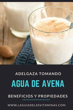 14 Ideas De Agua D Avena Avena Para Cenar Agua De Avena Para Adelgazar Avena Para Adelgazar