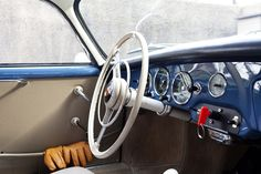 reminds me of the car I learned to drive with, a 1963 Triumph Spitfire. Hideto Irikawa « the selby Leather Driving Gloves, Leather Gloves, Triumph Spitfire, Learning To Drive, Vw Cars, Automotive Art, Porsche 356, Vintage Cars, Vehicles