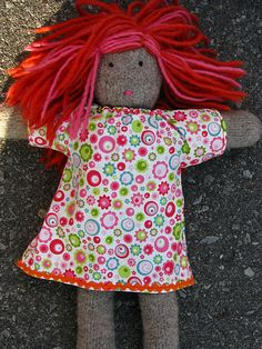 Ravelry: susieq1202's Violet's First Doll