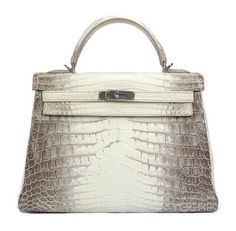 hermes paris handbags - Hermes Kelly 28 cm Himalaya in Matte Crocodile Pristine Condition ...