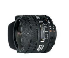 Nikon Europe B.V. - Obiettivi NIKKOR - Auto Focus - FX - Lunghezza a focale fissa - AF Fisheye-Nikkor 16mm f/2.8D - Digital Cameras, D-SLR, COOLPIX, NIKKOR Lenses