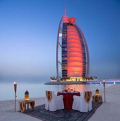 """""""Het meest besproken hotel van Dubai; 7 sterren over de top luxe"""""""