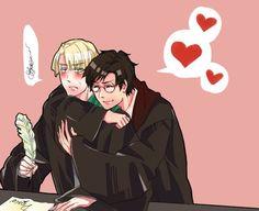 Harry et Draco