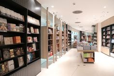 British Museum bookshop by Lumsden Design, London – UK