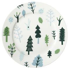 Forest Essteller von Donna Wilson - Bone China, Made in UK - -