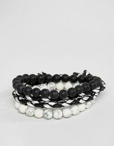 Bracelets   Bagues, bracelets et bijoux homme   ASOS