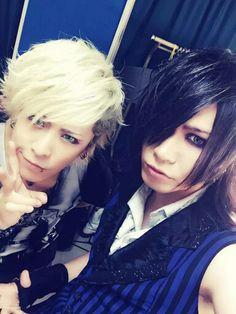 Akiya & hiyuu