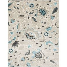 Home Dynamix Oxford Erie Floral Rectangular Rug-JCPenney, Color: Beige Indoor Outdoor Area Rugs, Indoor Rugs, Oxford, Rectangular Rugs, Light Beige, Rugs Online, Woven Rug, Rug Making, Beige Area Rugs