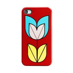 Tulip iPhone 4/4S Case now featured on Fab.