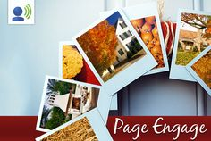 Agents, get beautiful seasonal content for your Facebook page from READ Page Engage!  Have engaging real estate related images and insightful articles posted to your page daily.