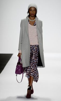 Mercedes-Benz Fashion Week : REBECCA MINKOFF