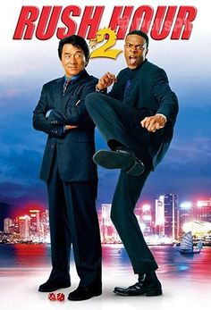 Watch Rush Hour 2 Free Online - It's vacation time for Det. James Carter and he finds himself alongside Det. Lee in Hong Kong wishing for more excitement. Hindi Movies, Comedy Movies, Funny Movies, Top Movies, Chris Tucker, Free Online Movie Streaming, Streaming Movies, Streaming Vf, City Of Ember