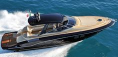 The new Sarnico Spider 46gts! See you all photo!
