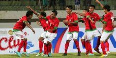 Skuad Timnas U-19 di Piala AFF 2013