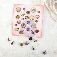 Prima Marketing Brads - Butterfly Collection found at fotobella.com