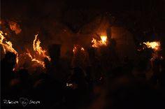 Compartiendo fuego para encender los fachós