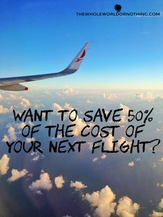James and Sarah (blogging on @thewholewor0548) wrote about their experience using EvaluateIt by SQM to save 50% on their travel needs.  Read about their experience here on the blog