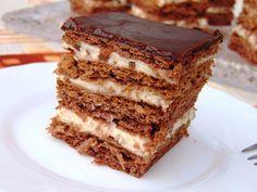rozczochrane okruszki: Kakaowe, amoniakowe ciasto.