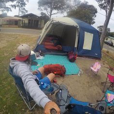 Camping in Australia - please say someone checked for spiders  @GoPro #camping #australia . . . . . . #GoPro #goprohero4 #tent #backpacker #backpackerlife #travelgoals #goals #outdoor #goprooftheday #photooftheday #wanderlust #travel #goprofamily #exploring #globetrotter #digitalnomad #goprowill #GoPro_Boss #goproeracademy #herobyhero #goprostyles #gprealm #victoria #Phillipisland #tourist #gpfanatic #longhair #gooutside . @thebossphotos @the_gopro_lifestyle @travelawesome @aervideo…