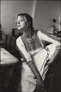 Helen Mirren - 1969 - by Neil Libbert.