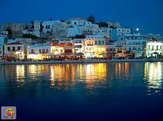 Summer in Naxos for 8 days | MidEast International Tours