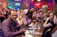 Deschutes Brewery Dinner, The Swiss, Tacoma, Washington