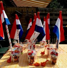 Traktatie kinderfeestje - Hup Holland
