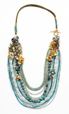 Miriam Haskell necklace by aileen
