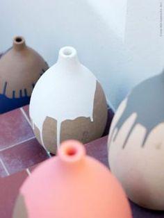 Ceramics DIY idea